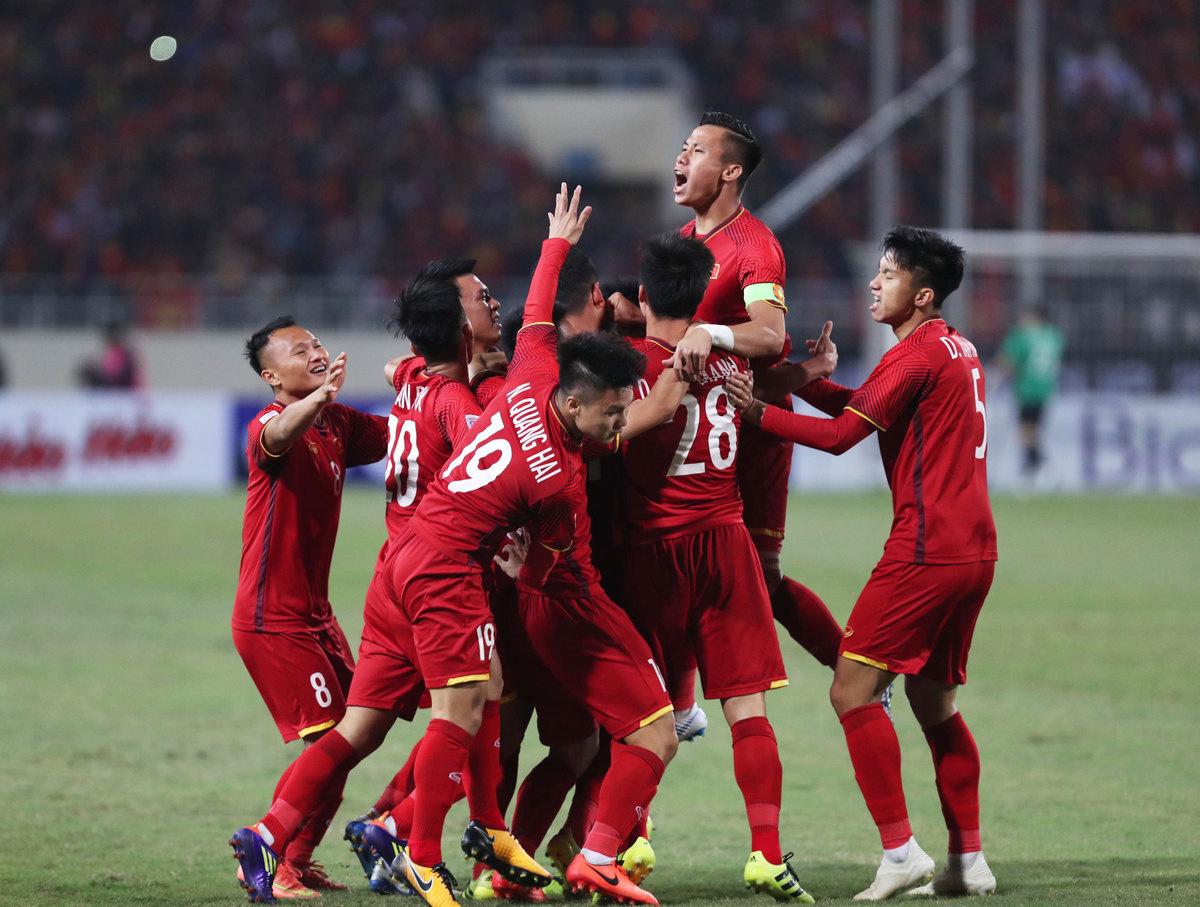 [Infographic] Hành trình tới Asian Cup 2019 của đội tuyển Việt Nam