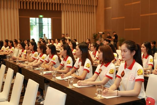 45 nữ sinh tham dự chung kết Cuộc thi Hoa khôi Sinh viên Việt Nam 2018