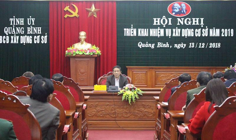 Nâng cao chất lượng hoạt động của hệ thống chính trị ở cơ sở