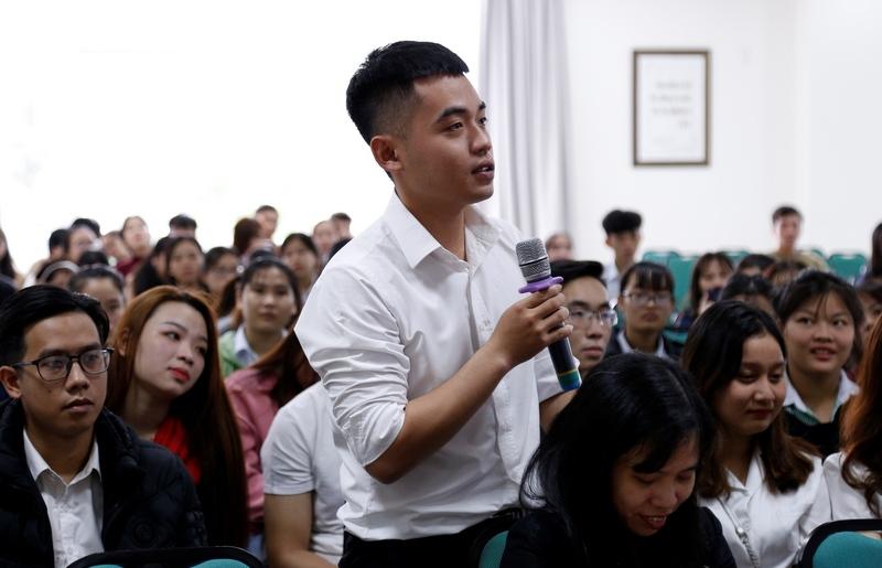 Ngân hàng Quốc dân đồng hành cùng sinh viên Đại học Đông Á