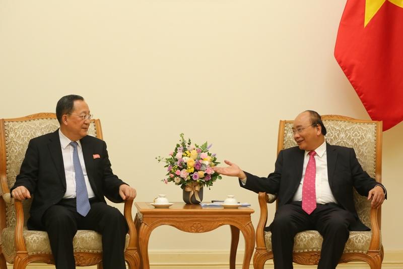 Củng cố, phát triển quan hệ hữu nghị truyền thống Việt Nam - Triều Tiên