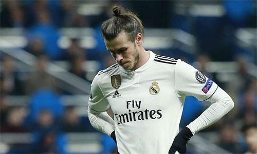 Real Madrid thảm bại ngay trên sân nhà tại Champions League