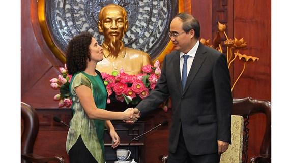 TP Hồ Chí Minh – Uruguay tăng cường các hoạt động hợp tác về đầu tư thương mại
