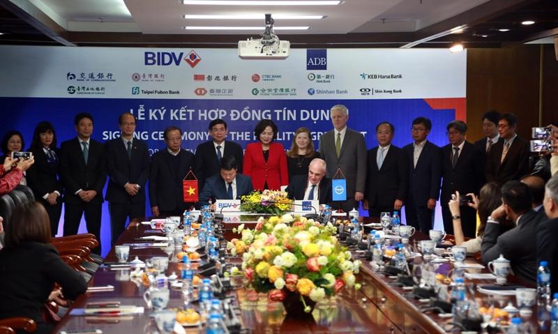 ADB cung cấp 300 triệu USD vốn vay cho BIDV hỗ trợ doanh nghiệp nhỏ và vừa