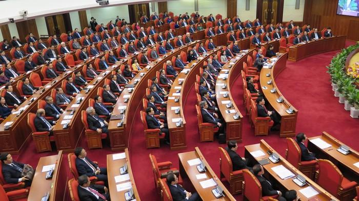 Thông qua Nghị quyết Hội nghị Trung ương 9 khóa XII