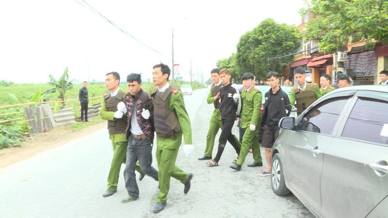 Hưng Yên: Tổ chức đột kích, triệt phá thành công tụ điểm ma túy