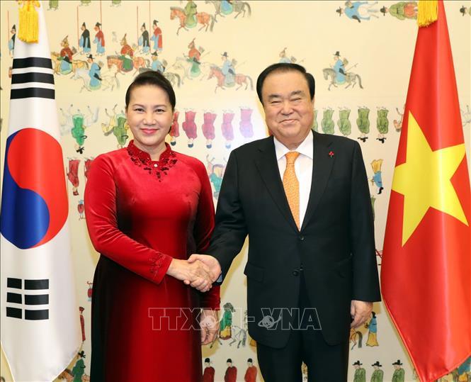 Đưa hợp tác Việt Nam – Hàn Quốc phát triển sâu rộng trên tất cả các lĩnh vực