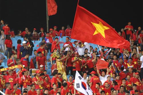 Đảm bảo an toàn cho cổ động viên Việt Nam