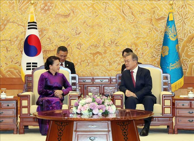 Việt Nam - Hàn Quốc hướng tới kim ngạch hai chiều 100 tỷ USD