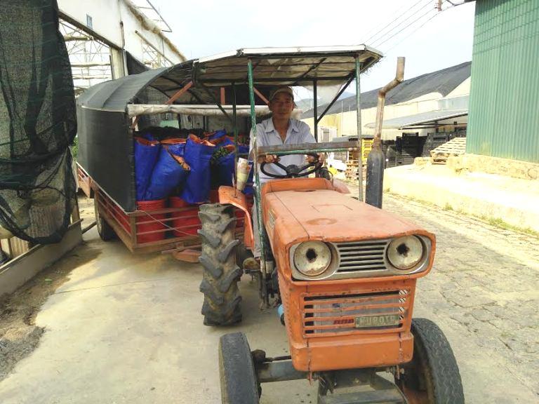 Vĩnh Phúc: Chủ động thực hiện chính sách khuyến khích doanh nghiệp đầu tư vào nông nghiệp, nông thôn