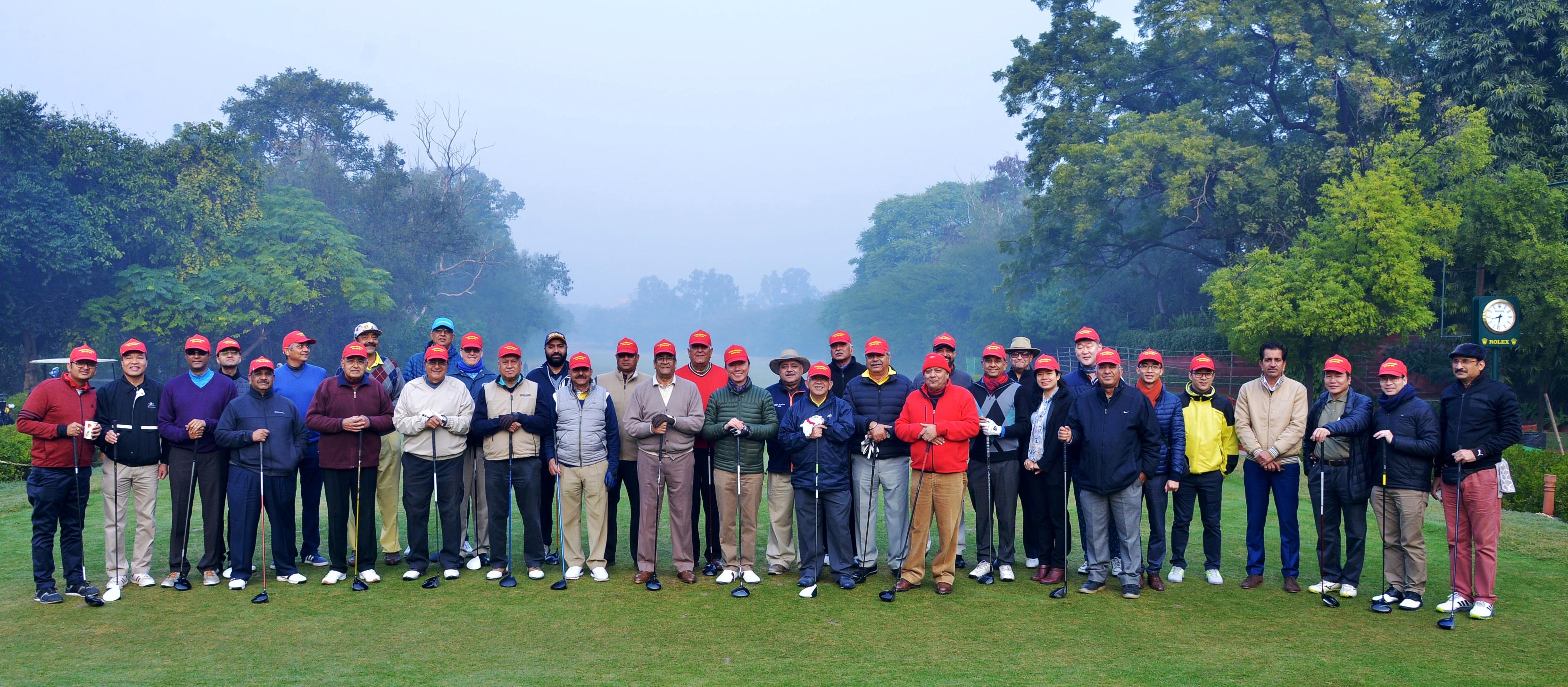 Giải Golf  Đại sứ Việt Nam 2018 lần đầu tiên diễn ra tại Ấn Độ