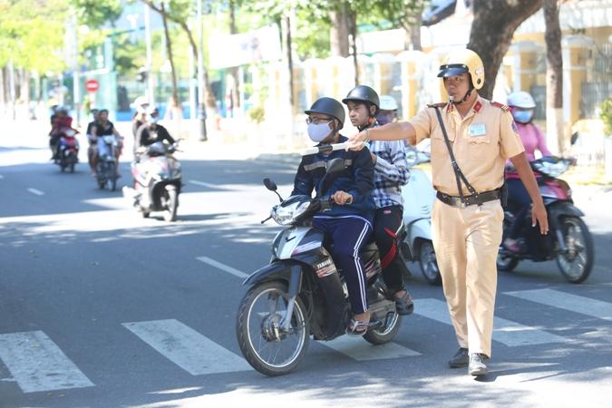 Đảm bảo trật tự, an toàn giao thông dịp Tết