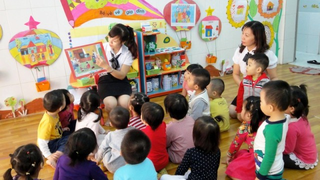 Tuyển bổ sung giáo viên, khắc phục tình trạng thiếu giáo viên tại Vĩnh Yên