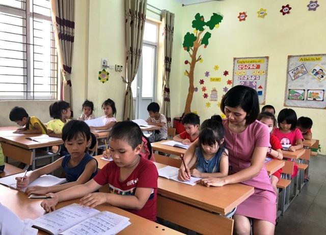 Xử lý khúc mắc trong ngành giáo dục của huyện Vĩnh Tường
