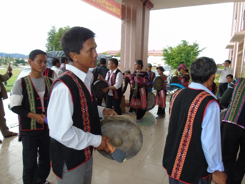 Bình Định: Hỗ trợ cồng chiêng góp phần bảo tồn văn hóa truyền thống