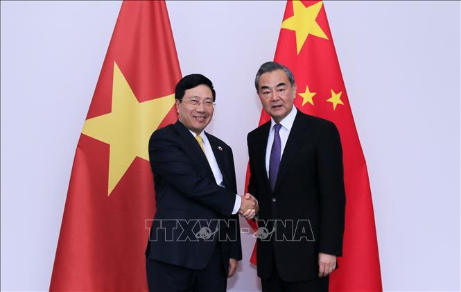 Duy trì xu thế phát triển tốt đẹp của quan hệ Việt Nam - Trung Quốc