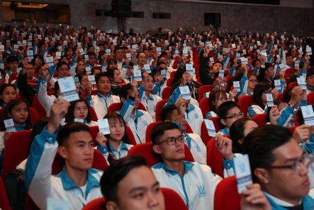 Khai mạc Đại hội đại biểu toàn quốc Hội Sinh viên Việt Nam lần thứ X