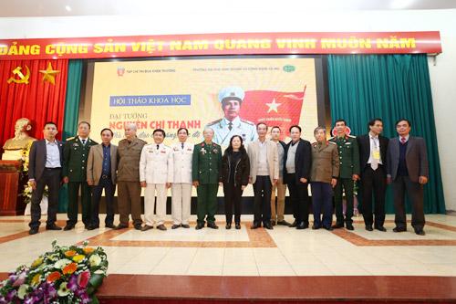 Đại tướng Nguyễn Chí Thanh và bài học về tăng cường sự lãnh đạo của Đảng đối với Quân đội
