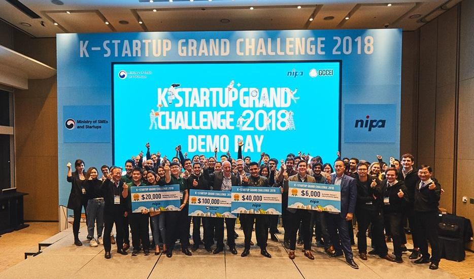 Tự hào về Startup Việt Nam đầu tiên đoạt giải cao trong cuộc thi lớn của Thế giới