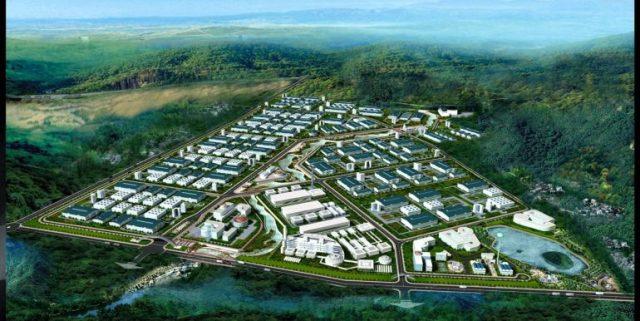 Vĩnh Phúc đã có 18 khu công nghiệp với quy mô trên 5.200ha