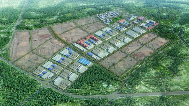 Đến năm 2030, Vĩnh Phúc sẽ có 31 cụm công nghiệp