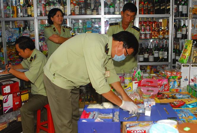 TP Hồ Chí Minh thành lập 12 Đoàn kiểm tra an toàn thực phẩm dịp Tết