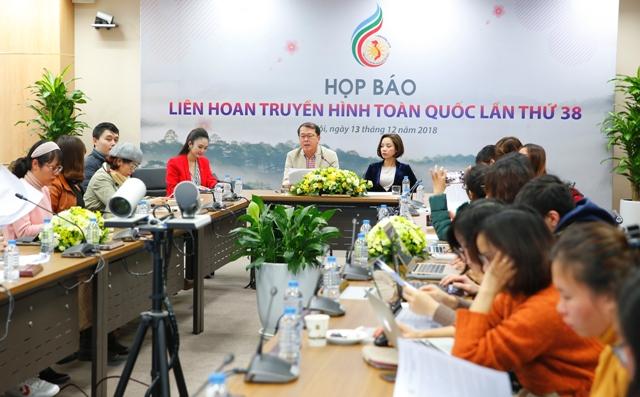 Gần 500 tác phẩm dự thi Liên hoan Truyền hình toàn quốc