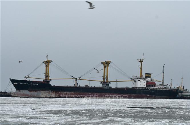Nga bác bỏ cáo buộc có mưu đồ với các cảng biển của Ukraine