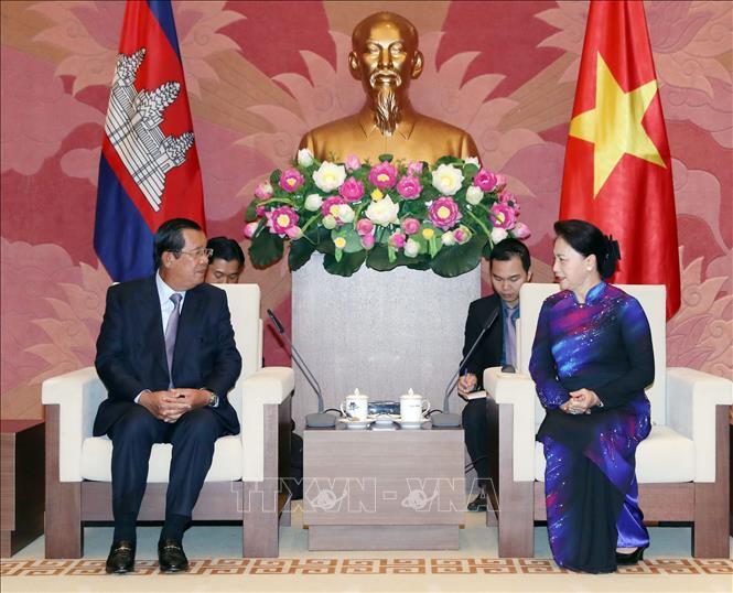 Hợp tác chặt chẽ Quốc hội Việt Nam - Thượng viện Campuchia