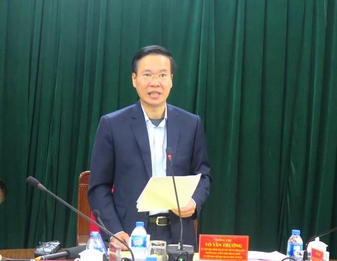 Nghệ An không được chủ quan với kết quả phòng chống tham nhũng