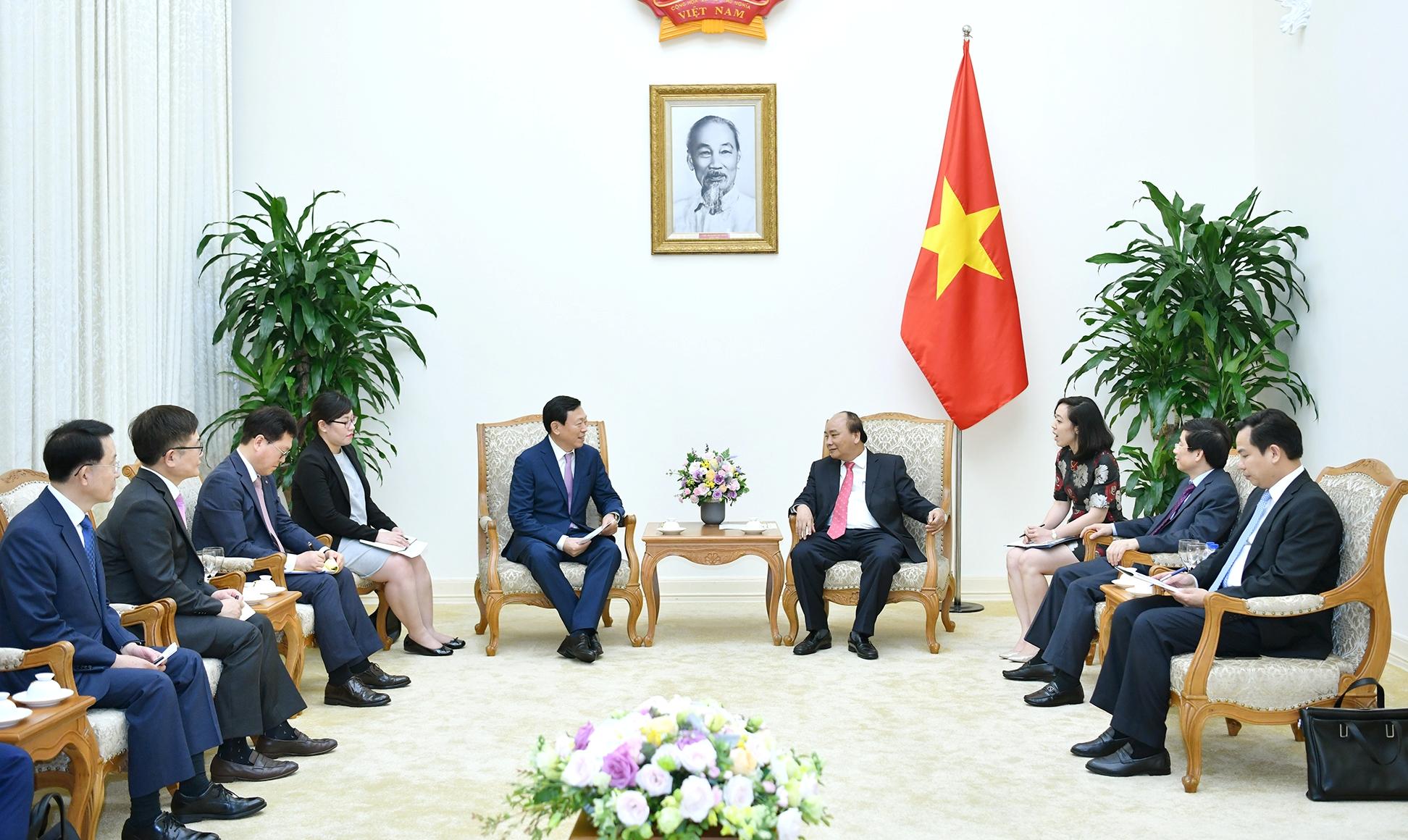 Lotte sẽ sớm triển khai việc thành lập quỹ start-up cho thanh niên tại Việt Nam