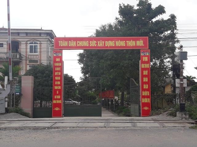 Văn Tự (Thường Tín, Hà Nội) nỗ lực về đích nông thôn mới