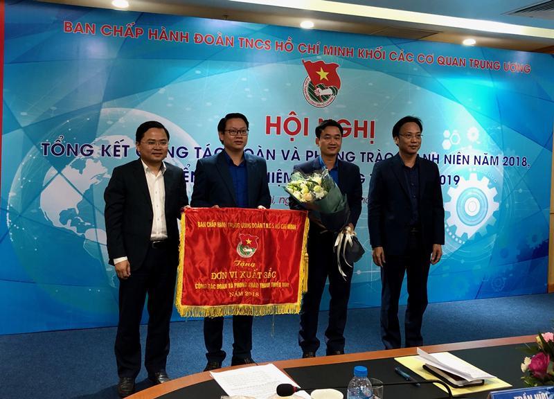 Đoàn Thanh niên Khối các cơ quan Trung ương triển khai nhiệm vụ công tác năm 2019