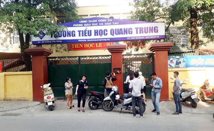 Hà Nội yêu cầu kỷ luật cô giáo cho học sinh tát bạn
