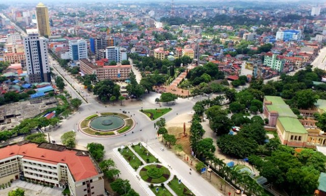 Thành phố Thái Nguyên: Tạo nền tảng cho sự phát triển bền vững
