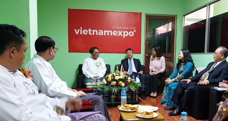 Myanmar mong muốn thu hút đầu tư từ Việt Nam