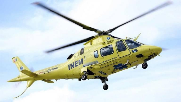 Bồ Đào Nha: Trực thăng cứu hộ rơi, 4 người thiệt mạng