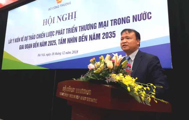 Cần có chiến lược trong phát triển thương mại, ổn định thị trường trong nước