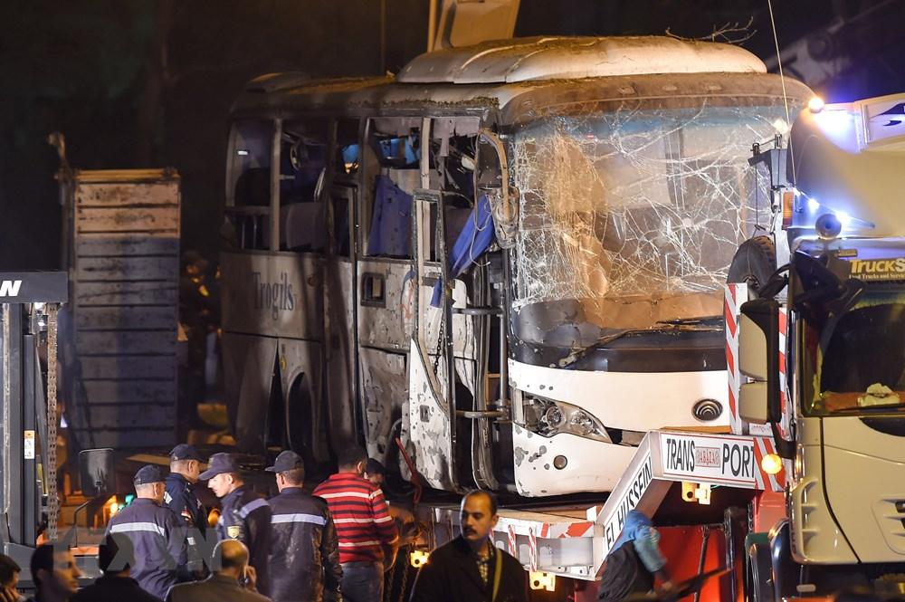 Đã xác định danh tính nạn nhân vụ đánh bom tại Ai Cập