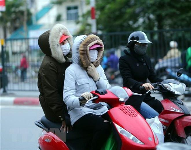 Không khí lạnh tăng cường, Bắc Bộ tiếp tục rét đậm