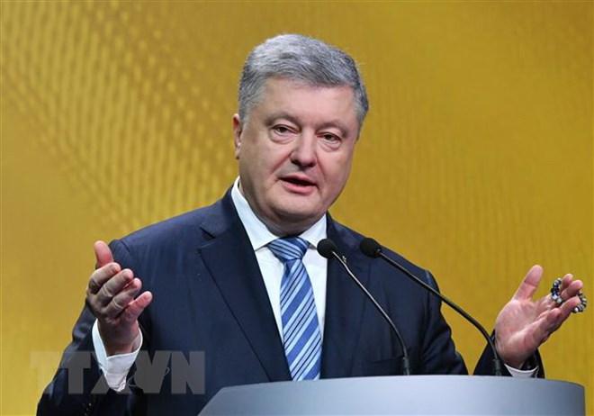 Tổng thống Ukraine tuyên bố chấm dứt tình trạng chiến tranh