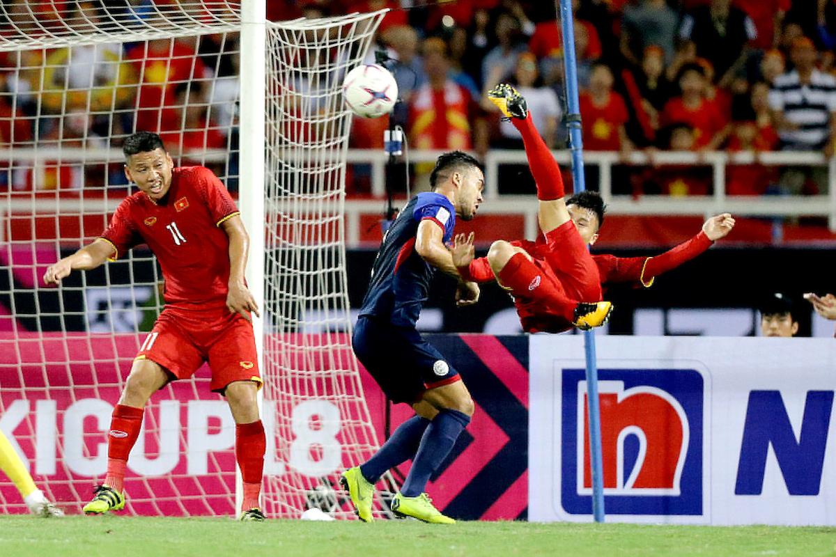 Tận cùng nỗ lực, tuyển Việt Nam vào chung kết AFF Suzuki Cup