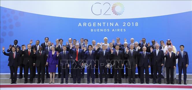 Hội nghị thượng đỉnh G20 chính thức khai mạc