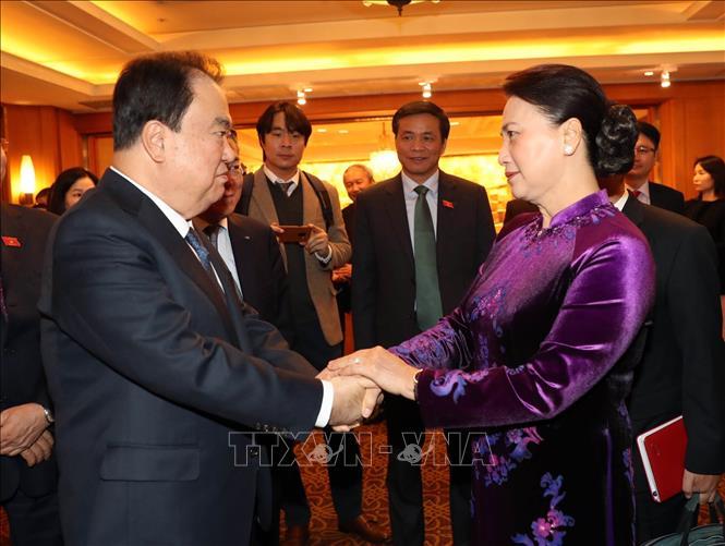 Phát huy và kết hợp thế mạnh của mỗi nước trong phát triển đầu tư, thương mại Việt Nam - Hàn Quốc