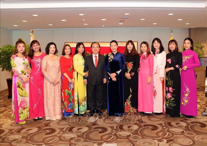 Góp phần là cầu nối cho sự gắn bó, hợp tác và phát triển lâu bền Việt Nam – Hàn Quốc