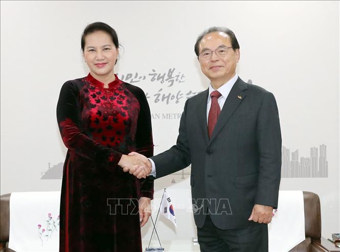 Việt Nam - Hàn Quốc cần thúc đẩy kênh giao lưu nhân dân