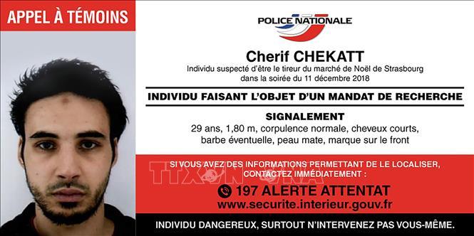 Nổ súng tại khu chợ Giáng sinh ở Pháp: Giới chức bác bỏ sự can dự của IS