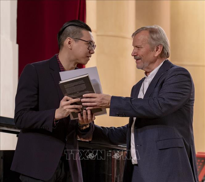 Sinh viên Việt Nam đoạt giải tại Festival âm nhạc toàn Nga