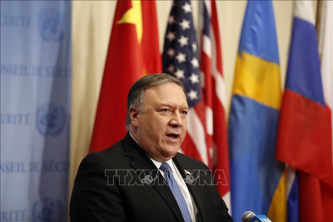 """Vấn đề hạt nhân Iran làm """"nóng"""" cuộc họp của Hội đồng Bảo an Liên hợp quốc"""