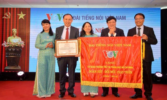 VOV Thành phố Hồ Chí Minh - 30 năm tiếng nói vang xa